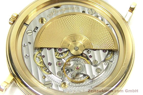 Used luxury watch Breguet Classique 18 ct gold automatic Ref. 3130  | 153720 10
