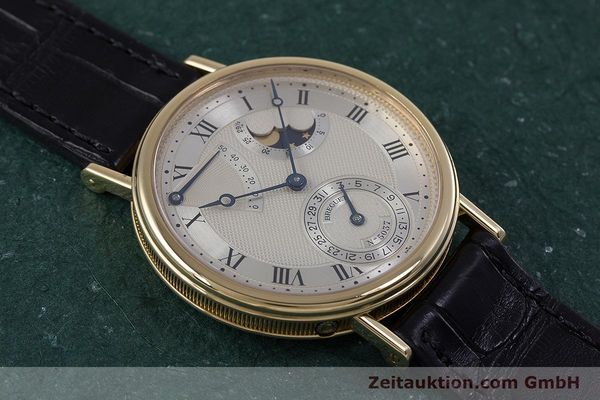 Used luxury watch Breguet Classique 18 ct gold automatic Ref. 3130  | 153720 14