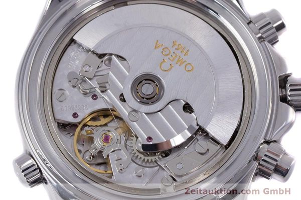 Used luxury watch Omega Seamaster chronograph steel automatic Kal. 1164 Ref. 25988000  | 160013 11