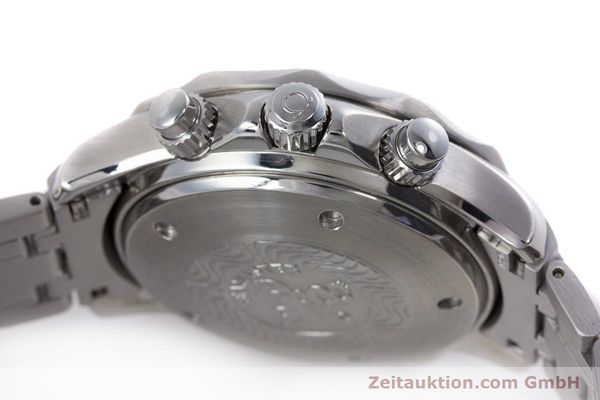 Used luxury watch Omega Seamaster chronograph steel automatic Kal. 1164 Ref. 25988000  | 160013 13