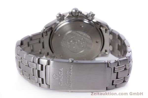 Used luxury watch Omega Seamaster chronograph steel automatic Kal. 1164 Ref. 25988000  | 160013 14