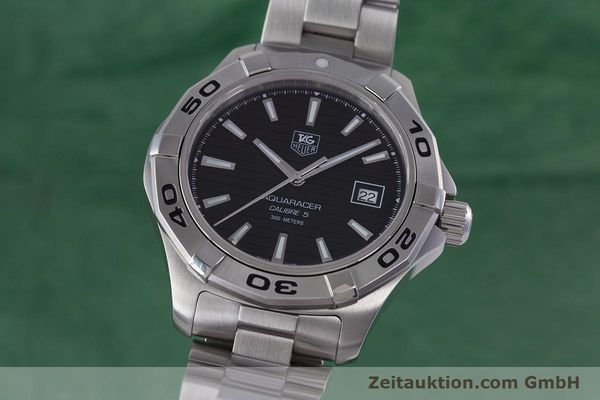 TAG HEUER AQUARACER ACIER AUTOMATIQUE KAL. TH 5 SELITA 200-1 LP: 2050EUR [160017]