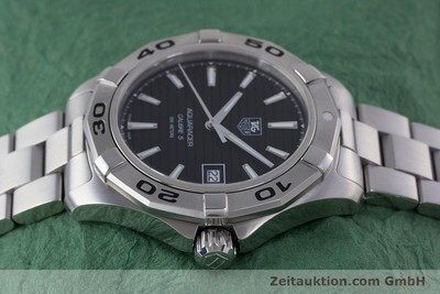 TAG HEUER AQUARACER STEEL AUTOMATIC KAL. TH 5 SELITA 200-1 LP: 2050EUR [160017]