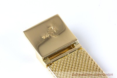 ROLEX 18 CT GOLD MANUAL WINDING KAL. 1600 LP: 13350EUR [160018]