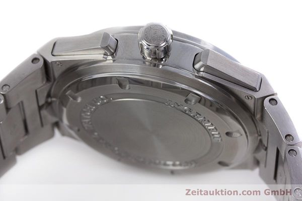 Used luxury watch IWC Ingenieur chronograph steel automatic Kal. 79350 Ref. 3725  | 160025 12