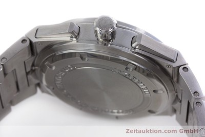 IWC INGENIEUR CHRONOGRAPH STEEL AUTOMATIC KAL. 79350 LP: 12800EUR [160025]