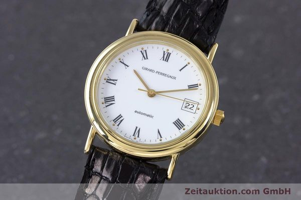 GIRARD PERREGAUX OR 18 CT AUTOMATIQUE KAL. 2200 ETA 2892A2  [160049]