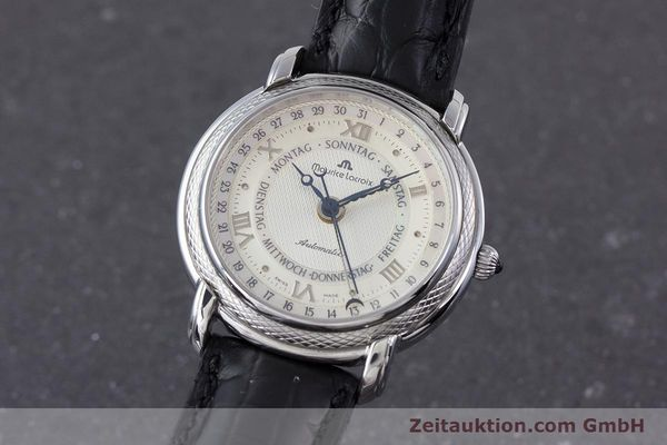 MAURICE LACROIX MASTERPIECE STEEL AUTOMATIC KAL. ML27 LP: 3800EUR [160054]