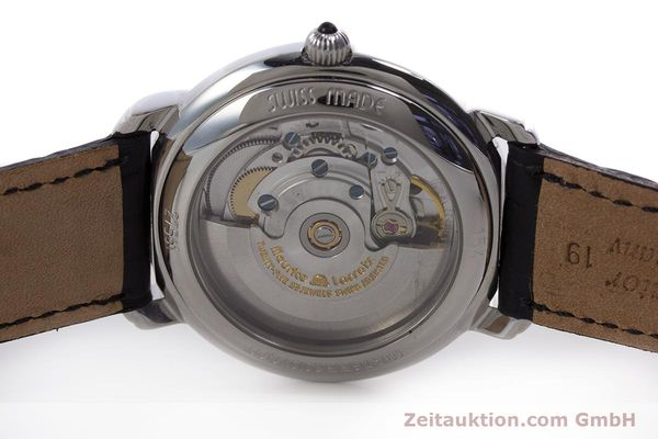Used luxury watch Maurice Lacroix Masterpiece steel automatic Kal. ML27 Ref. 27561-11  | 160054 09