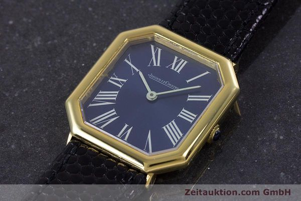 Used luxury watch Jaeger Le Coultre * 18 ct gold manual winding Kal. 818/3 Ref. 9101 21  | 160059 01