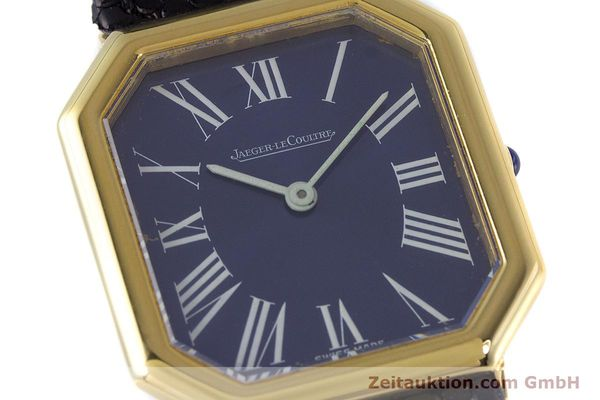 Used luxury watch Jaeger Le Coultre * 18 ct gold manual winding Kal. 818/3 Ref. 9101 21  | 160059 02