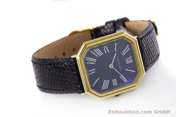 Used luxury watch Jaeger Le Coultre * 18 ct gold manual winding Kal. 818/3 Ref. 9101 21  | 160059 03