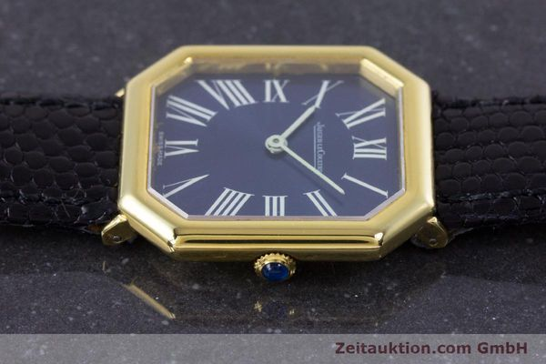 Used luxury watch Jaeger Le Coultre * 18 ct gold manual winding Kal. 818/3 Ref. 9101 21  | 160059 05