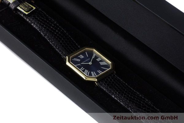 Used luxury watch Jaeger Le Coultre * 18 ct gold manual winding Kal. 818/3 Ref. 9101 21  | 160059 07