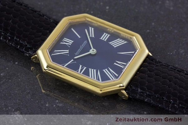 Used luxury watch Jaeger Le Coultre * 18 ct gold manual winding Kal. 818/3 Ref. 9101 21  | 160059 13