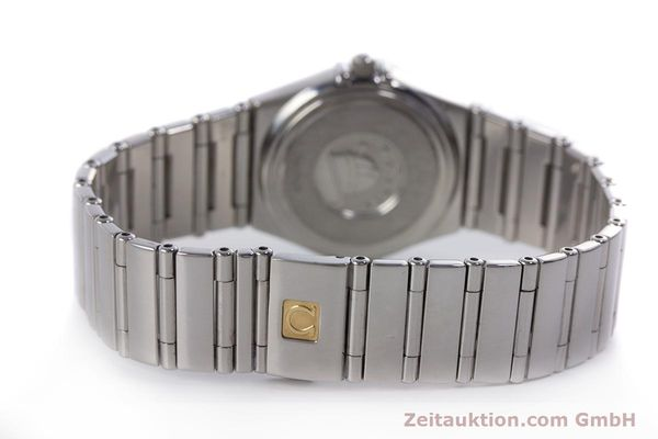 Used luxury watch Omega Constellation steel quartz Kal. 1456 ETA 976001  | 160060 11