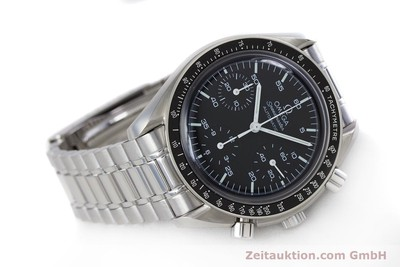 OMEGA SPEEDMASTER CHRONOGRAPH STEEL AUTOMATIC KAL. 3220A LP: 3020EUR [160065]