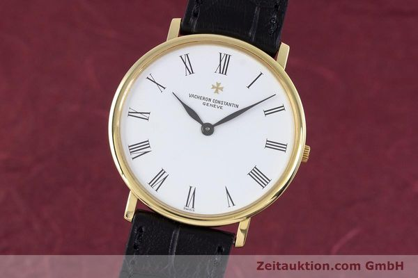 VACHERON & CONSTANTIN 18 CT GOLD MANUAL WINDING KAL. 1003/2 [160078]