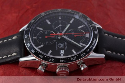 TAG HEUER CARRERA CHRONOGRAPH STEEL AUTOMATIC KAL. 16 LP: 4100EUR [160081]