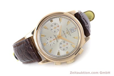 LONGINES CONQUEST CHRONOGRAPH 18 CT GOLD AUTOMATIC KAL. L650.2 ETA 2894-2 LP: 8030EUR [160083]