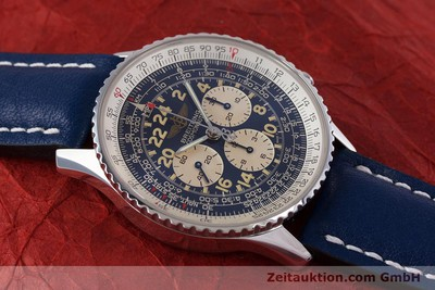 BREITLING NAVITIMER CHRONOGRAPH STEEL MANUAL WINDING KAL. LWO1873 LP: 6680EUR [160086]