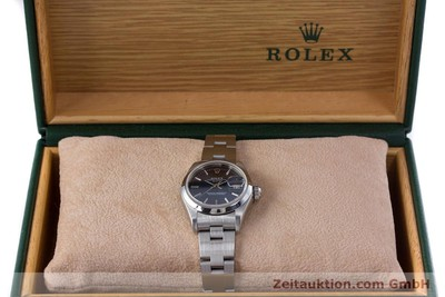 ROLEX LADY DATE STEEL AUTOMATIC KAL. 2235 LP: 3900EUR [160094]