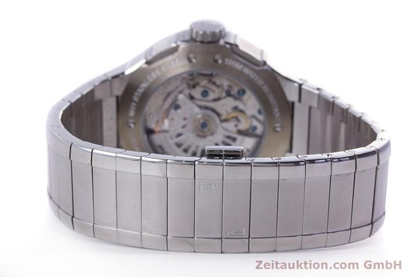 Used luxury watch Porsche Design Flat Six chronograph steel automatic Kal. ETA 7750 Ref. P6340  | 160096 11