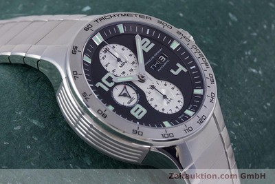 PORSCHE DESIGN FLAT SIX CHRONOGRAPH STEEL AUTOMATIC KAL. ETA 7750 [160096]