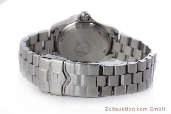 Used luxury watch Tag Heuer Professional steel / gold quartz Kal. 2.98 ETA 956112  | 160099 11