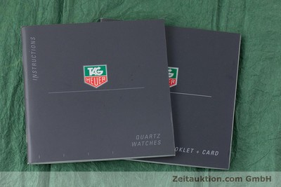 TAG HEUER PROFESSIONAL STEEL / GOLD QUARTZ KAL. 2.98 ETA 956112 LP: 3400EUR [160099]