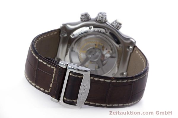 Used luxury watch Ebel 1911 steel automatic Kal. 240 Ref. E9240L70  | 160105 12