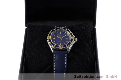 BREITLING LADY J CLASS STAHL / GOLD DAMENUHR TOP D52065 VP: 2290,- EURO [160114]