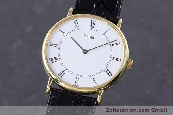 PIAGET ORO 18 CT CARICA MANUALE KAL. 9P2 [160126]