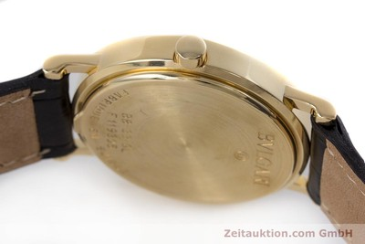 BVLGARI BVLGARI OR 18 CT QUARTZ KAL. 732 MBBM LP: 16700EUR [160131]