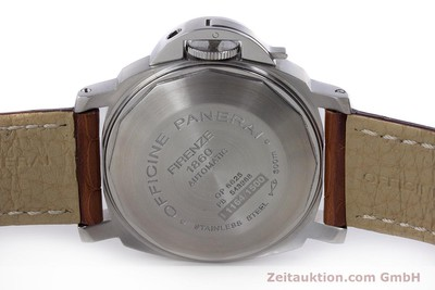 PANERAI LUMINOR MARINA STEEL AUTOMATIC KAL. ETA A05511 LP: 5900EUR [160145]