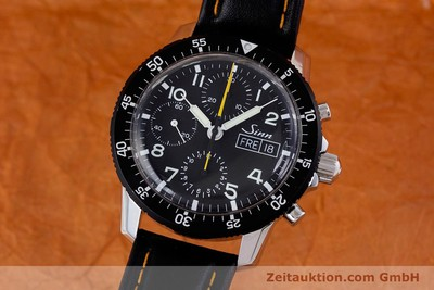 SINN 103 ST HD DAY-DATE CHRONOGRAPH EDELSTAHL HERRENUHR 103.16474 VP: 1890,- Euro [160149]