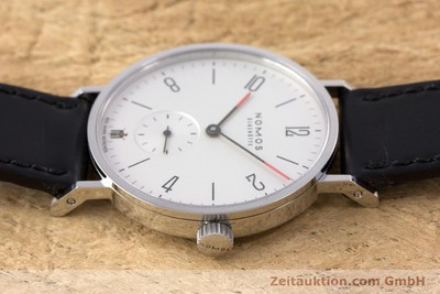 NOMOS TANGENTE STEEL MANUAL WINDING KAL. ALPHA LP: 1580EUR [160158]