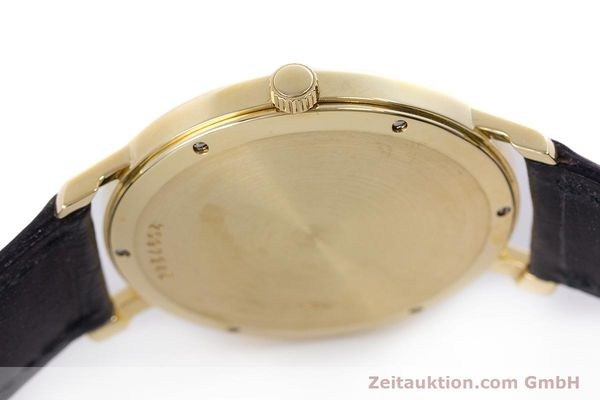 Used luxury watch IWC * 18 ct gold manual winding Kal. 84961 Ref. 2050  | 160159 11