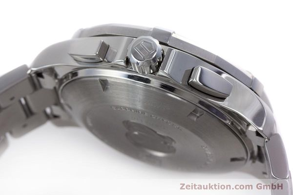 Used luxury watch Tag Heuer Aquaracer chronograph steel automatic Kal. 16 ETA 7750 Ref. CAP2110  | 160160 08