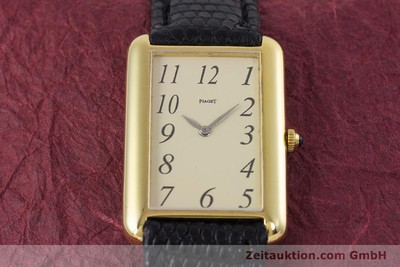 PIAGET 18 CT GOLD MANUAL WINDING KAL. 9P1 VINTAGE [160173]