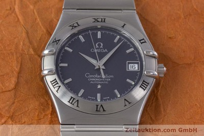 OMEGA CONSTELLATION ACCIAIO AUTOMATISMO KAL. 1120 LP: 4700EUR [160175]