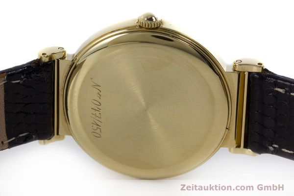 Used luxury watch IWC * 18 ct gold manual winding Kal. 88 LIMITED EDITION | 160198 08