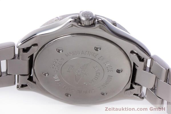 Used luxury watch Breitling Colt steel automatic Kal. B17 ETA 2824-2 Ref. A17035  | 160210 09