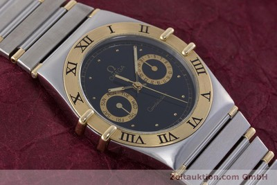 OMEGA CONSTELLATION STEEL / GOLD QUARTZ KAL. 1445 ETA 255.472 LP: 3220EUR [160212]