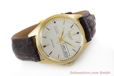 LONGINES ADMIRAL 18 CT GOLD AUTOMATIC KAL. 507 VINTAGE [160213]