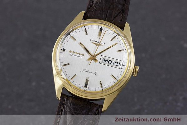 LONGINES ADMIRAL OR 18 CT AUTOMATIQUE KAL. 507 VINTAGE [160213]