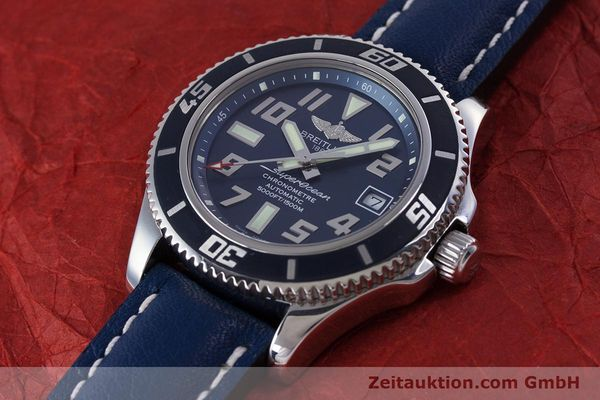 Used luxury watch Breitling Superocean steel automatic Kal. B17 ETA 2824-2 Ref. A17364 LIMITED EDITION | 160231 01