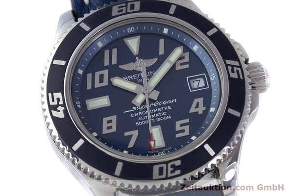 Used luxury watch Breitling Superocean steel automatic Kal. B17 ETA 2824-2 Ref. A17364 LIMITED EDITION | 160231 02