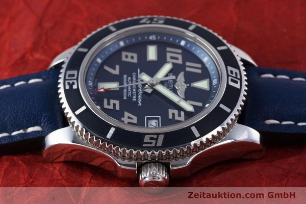 Used luxury watch Breitling Superocean steel automatic Kal. B17 ETA 2824-2 Ref. A17364 LIMITED EDITION | 160231 05