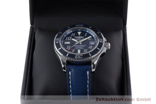 Used luxury watch Breitling Superocean steel automatic Kal. B17 ETA 2824-2 Ref. A17364 LIMITED EDITION | 160231 07